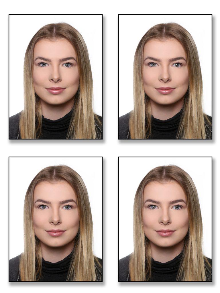 Fantastisch Vorlage Für Passfoto Fotos - Ideen Wieder Aufnehmen ...